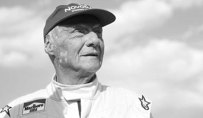 Zmarł Niki Lauda. Trzykrotny mistrz świata Formuły 1