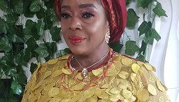 Nollywood actress Rita Edochie [Instgram/RitaEdochie]