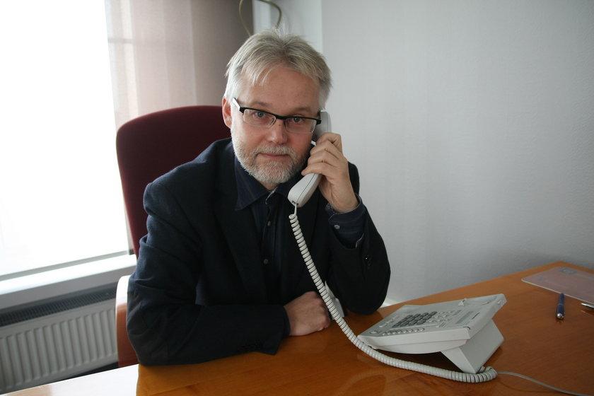 Tadeusz Jędrzejczyk, dyrektor pomorskiego NFZ