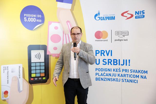 Bojan Pavlović, direktor Sektora za direktne kanale AIK banke