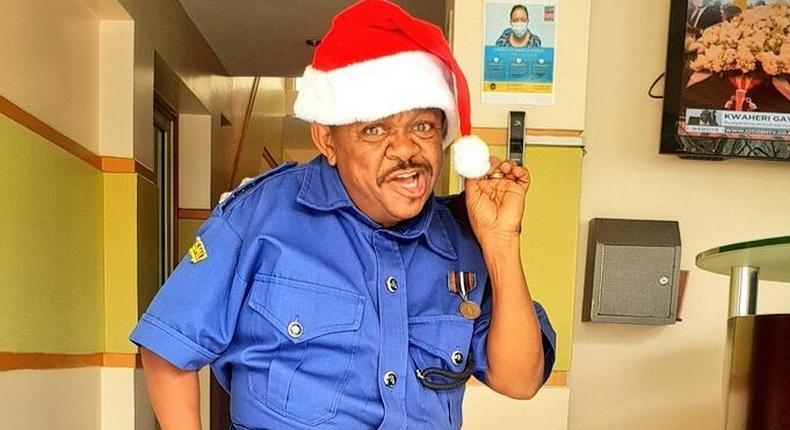 Radio Comedian Inspekta Mwala