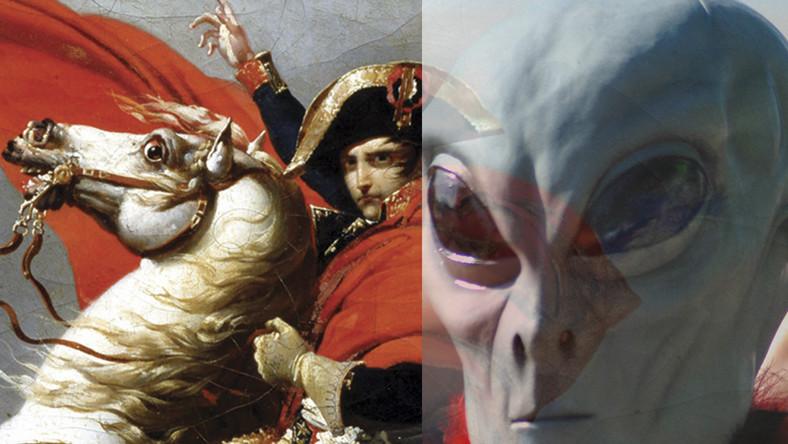 To kosmici kontrolowali Napoleona?