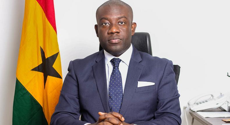 Ghana's Minister of Information, Kojo Oppong Nkrumah