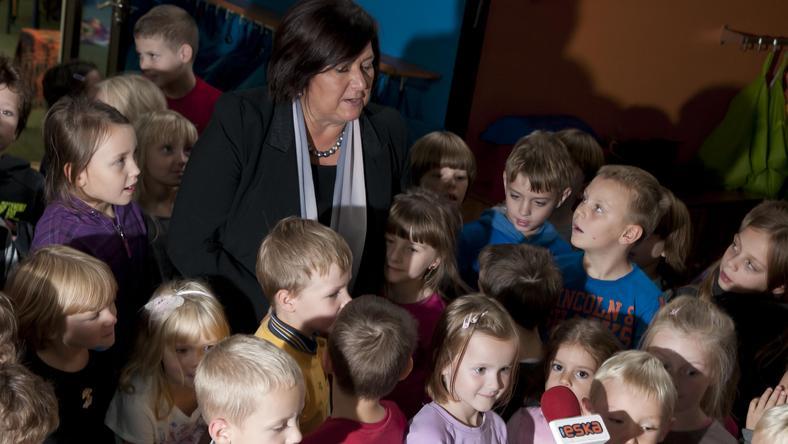 Otwarcie Sceny Wspólnej z udziałem Prezydentowej Anny Komorowskiej