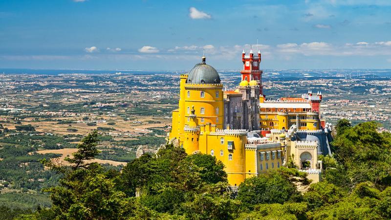 Sintra, Portugalia