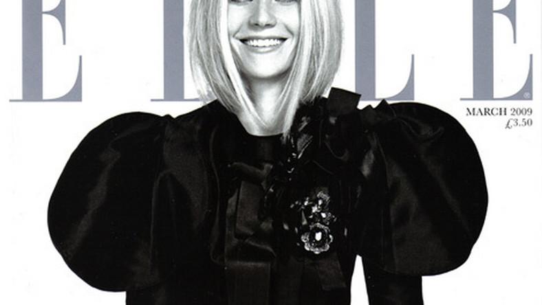 """Gwyneth Paltrow jest gwiazdą marcowego """"Elle"""""""