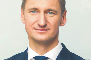 Olgierd Geblewicz, marszałek woj. zachodniopomorskiego, prezes Związku Województw