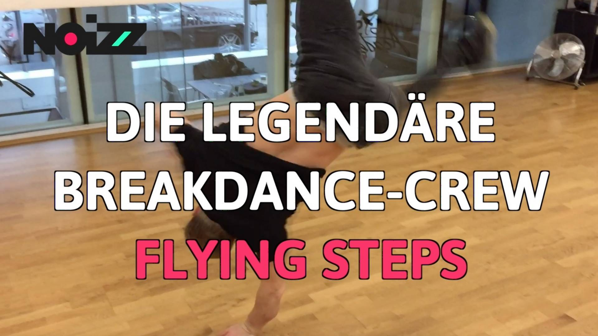 Interview mit der Breakdance-Crew Flying Steps