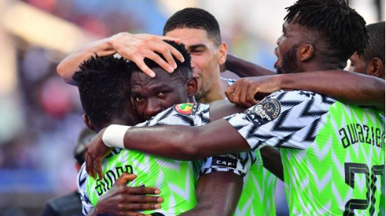 Super Eagles of Nigeria will face Algeria in the semi-finals of AFCON 2019 (Getty Images)