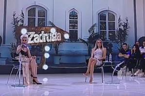 SKANDAL: Dušica Jakovljević IZBACILA Anabelu iz emisije! (VIDEO)