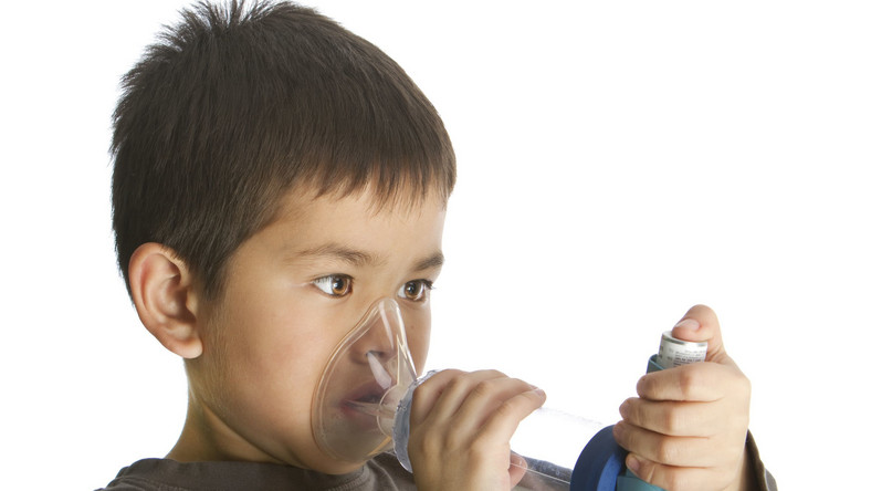 Antybiotyki mogą wywołać astmę u dzieci