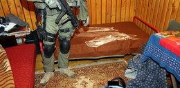 Policja zlikwidowała fabrykę amfetaminy pod Wołominem