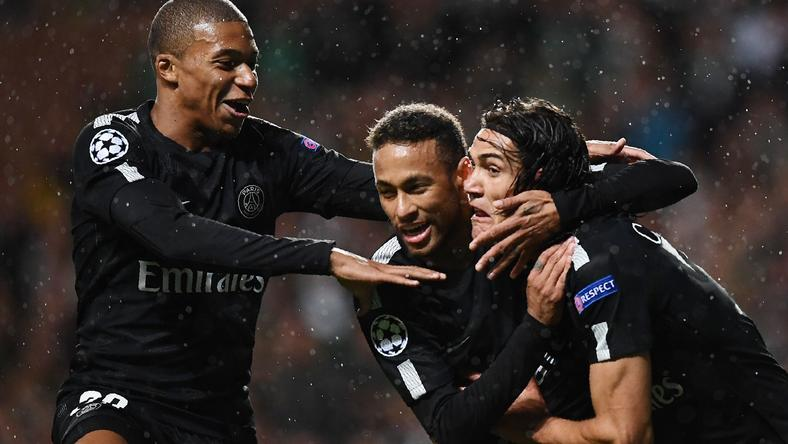 Celtic Glasgow - Paris Saint-Germain