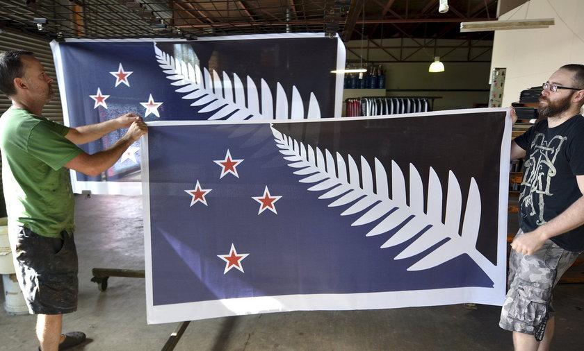 Nowa flaga znanego kraju. Zobacz, którego