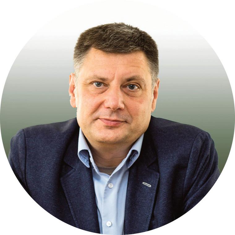Krzysztof Baczyński prezes Związku Pracodawców Przemysłu Opakowań i Produktów w Opakowaniach EKO-PAK