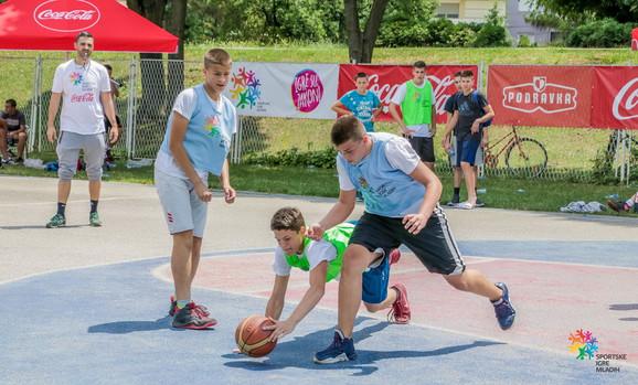 Košarka u Čačku - košarkaškom bastionu srpske