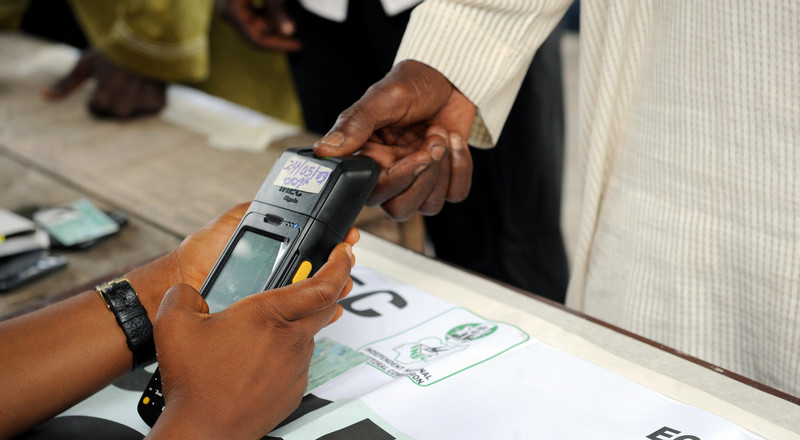 Elections are underway in Africa's most populous nation