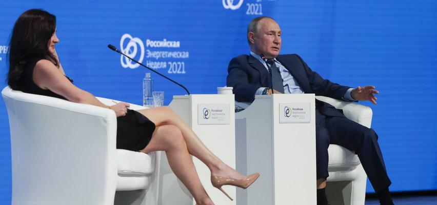 Amerykańska dziennikarka uwodziła Putina podczas wywiadu?! W Rosji nie mają wątpliwości