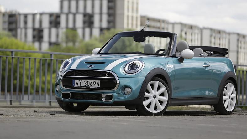 Mini Cooper S Cabrio Lans Na Szybko Test Opinie Dane Techniczne