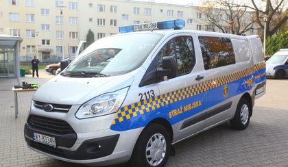 Strażnicy dostali kamery: Będą nagrywać wszystkie interwencje