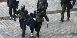 Protesty w Mińsku. Wśród zatrzymanych Miss Białorusi i mistrz olimpijski