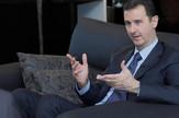 Moramo najpre suzbiti terorizam:Bašar el Asad