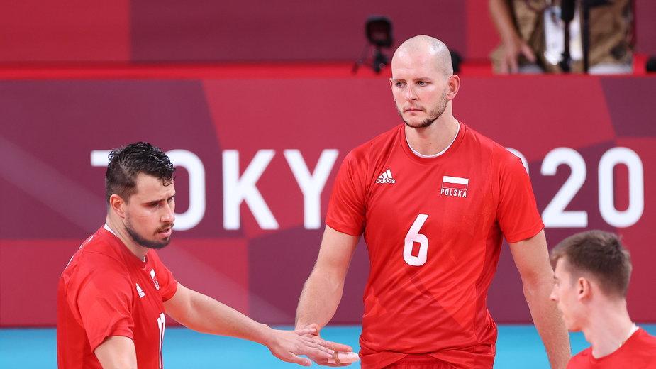 Tokio 2020. Polscy siatkarze zmierzą się w ćwierćfinale z Francją