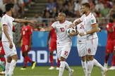 Fudbalska reprezentacija Paname, Fudbalska reprezentacija Tunisa