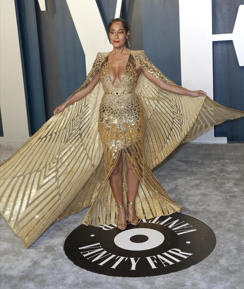Oscary 2020: Tracee Ellis Ross na Vanity Fair Oscar Party