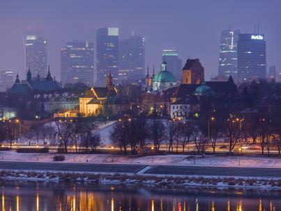 Moody's twierdzi, że w przyszłym roku PKB Polski będzie wyższe