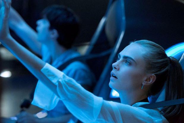 """""""Valerian i Miasto Tysiąca Planet"""": kadr z filmu"""