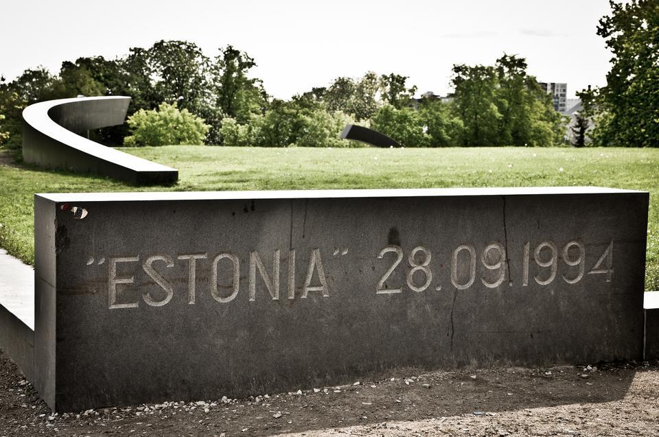 Pomnik ku czci ofiar największej katastrofy na Bałtyku.
