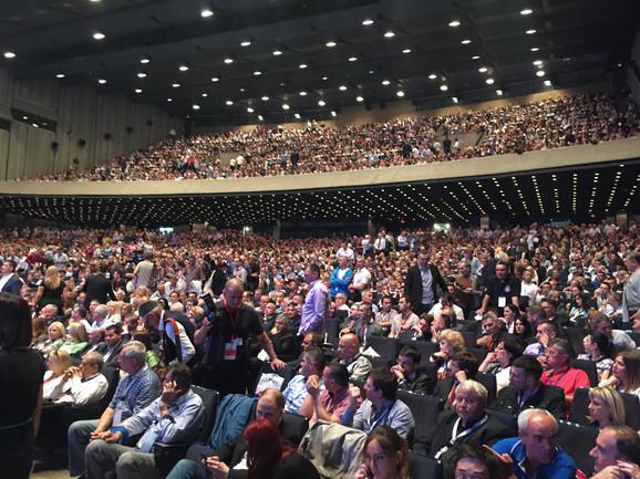 Sava centar spreman za novi kongres