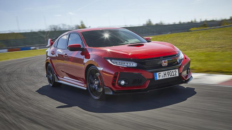 2017 Honda Civic Type R (7)