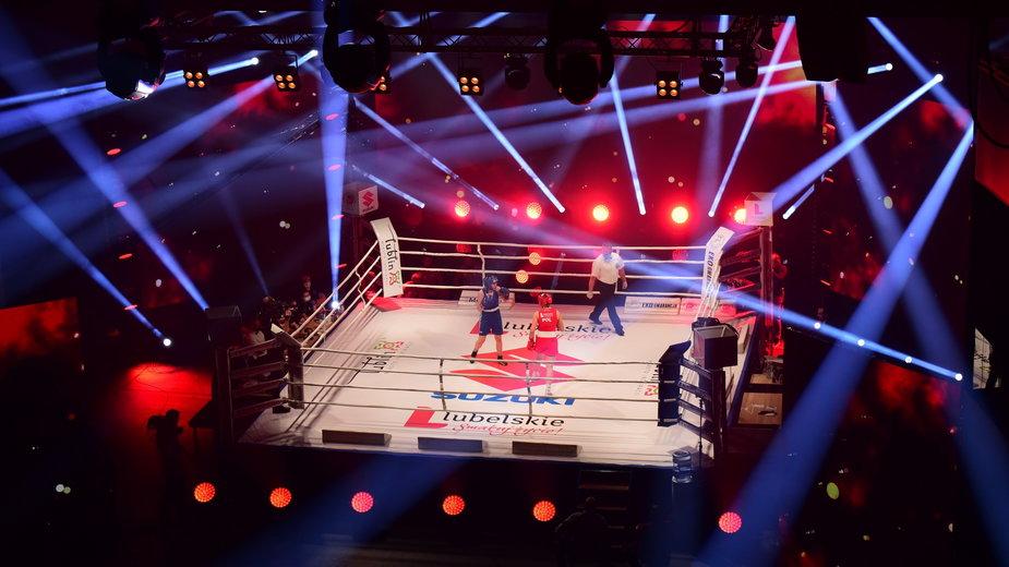 Suzuki Boxing Night III - Centrum Spotkania Kultur w Lublinie