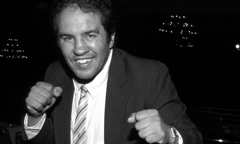 Nie żyje były mistrz świata w boksie