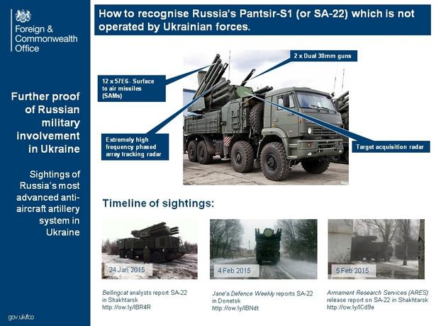 Jak rozpoznać rosyjski sprzęt na Ukrainie - uczy Adam Thomson, ambasador UK przy NATO. Twitter