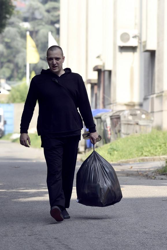 Zoran Marjanović izašao je iz zatvora