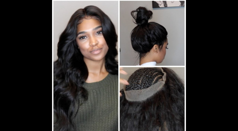 Quick guide to know the different types of wig closure available