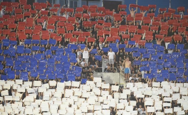 FK Partizan, FK Budućnost