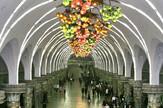 pjongjang metro