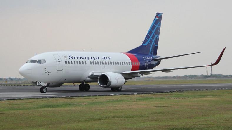 Boeing 737-524 EPA/Andika Primasiwi Dostawca: PAP/EPA.