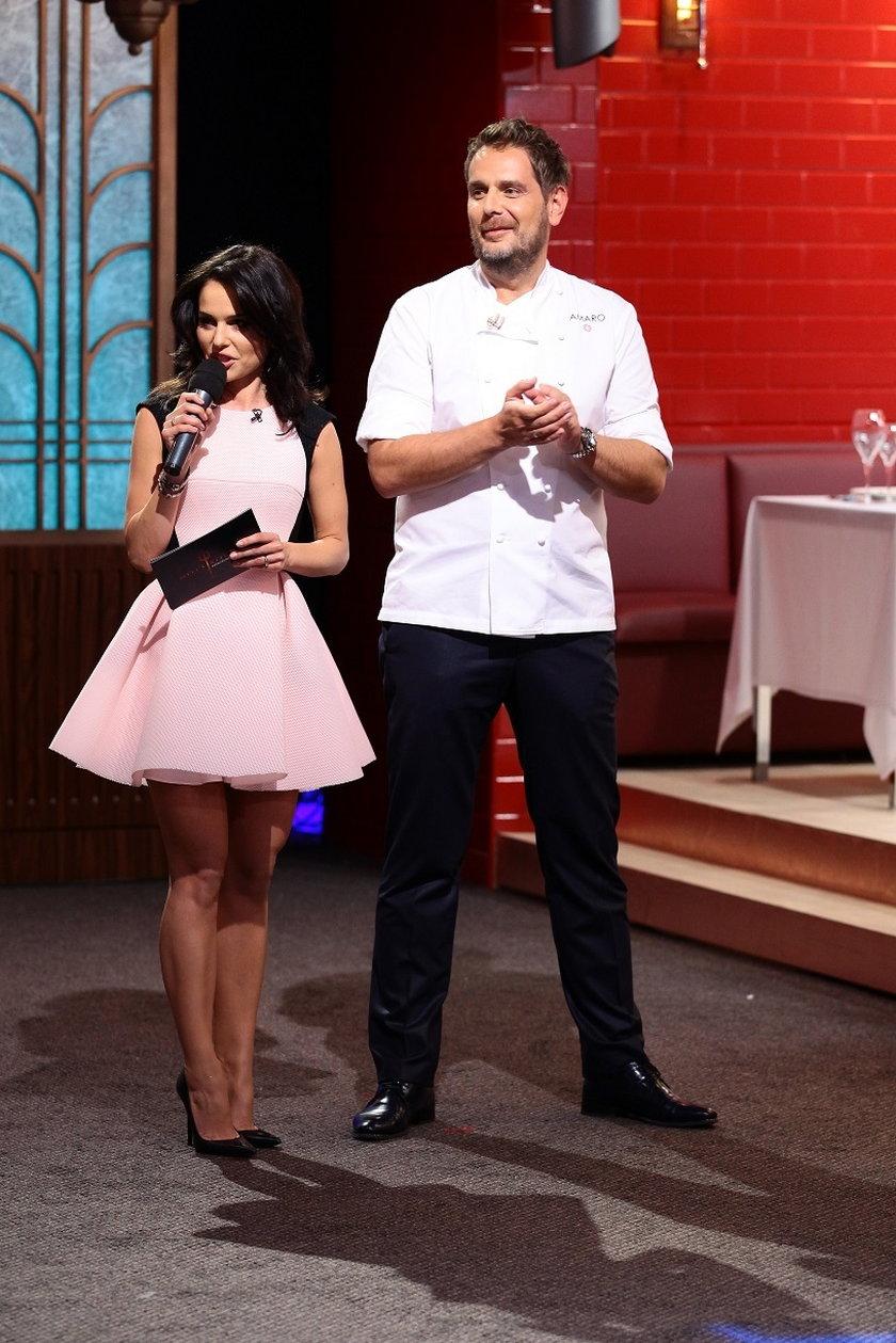 Paulina Sykut i Wojciech Amaro
