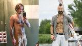 Piotr Stramowski w rok stracił muskulaturę. Tęskni za swoją dawną sylwetką? WIDEO