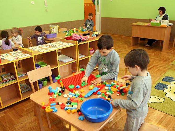 U predškolske ustanove u Beogradu može da se upiše skoro sedam hiljada dece