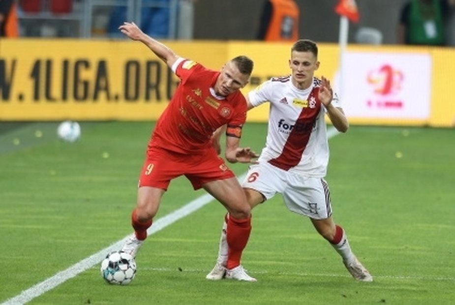Derby Łodzi w I lidze