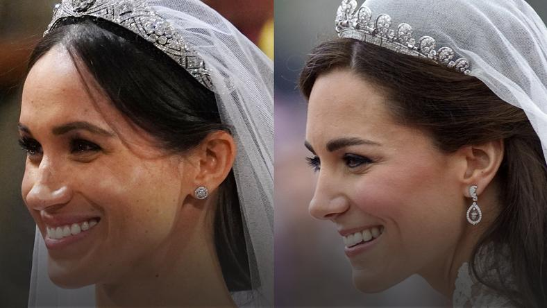 Meghan Markle vs Kate Middleton