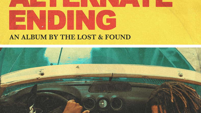 Album art to 'Alternate Ending' by The Lost and Found (Boogey and Paybac). (The Lost and Found)