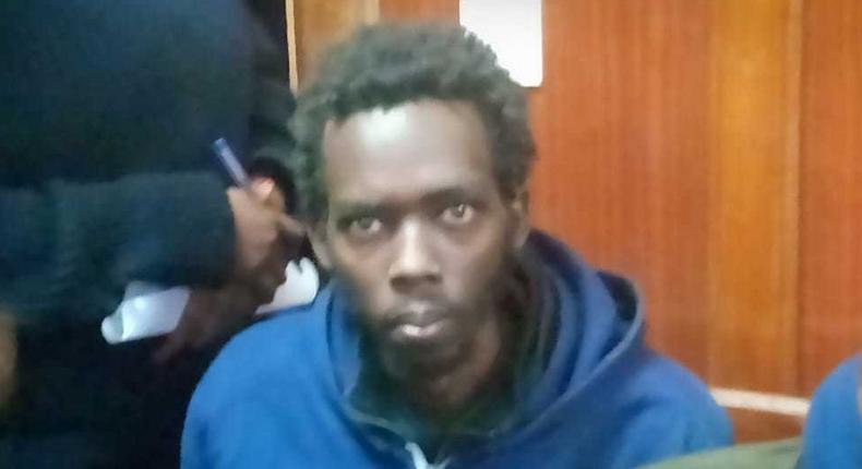 State House attacker Brian Bera asks President Uhuru Kenyatta for forgivess, DPP wants him taken to Mathari Mental Hospital