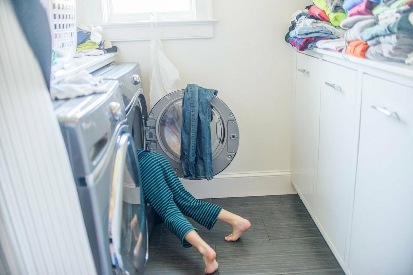 Pranje veša